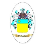 O'Nuallain Sticker (Oval 50 pk)