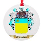 O'Nowland Round Ornament
