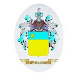 O'Noulane Oval Ornament