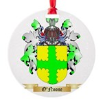 O'Noone Round Ornament