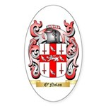 O'Nolan Sticker (Oval 10 pk)