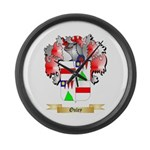 Onley Large Wall Clock