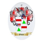 Onley Oval Ornament