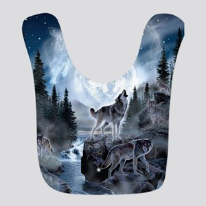 spirt of the wolf Bib