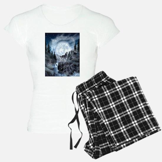 spirt of the wolf Pajamas