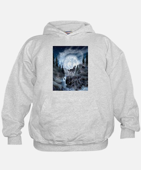 spirt of the wolf Hoody