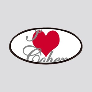 I love (heart) Cohen Patch