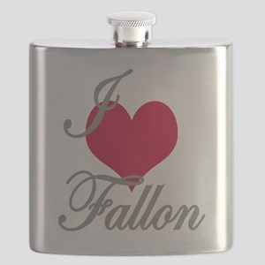 I love (heart) Fallon Flask