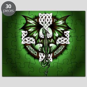 Celtic Dragon Puzzle