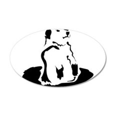 groundhog Wall Decal