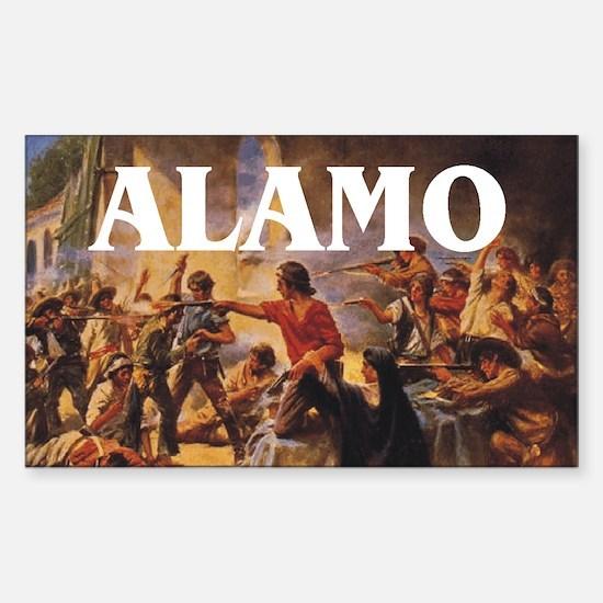 ABH Alamo Sticker (Rectangle)