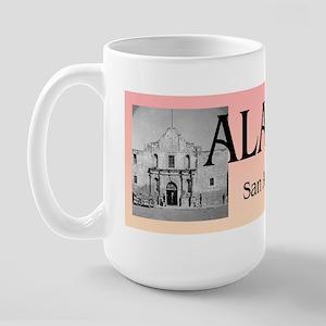 ABH Alamo 15 oz Ceramic Large Mug