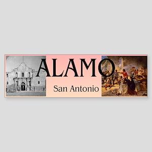 ABH Alamo Sticker (Bumper)