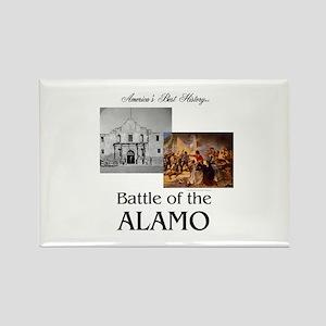 ABH Alamo Rectangle Magnet