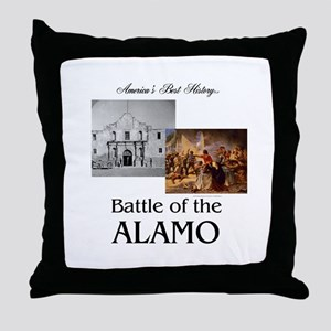 ABH Alamo Throw Pillow