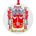 O'Quin Round Ornament