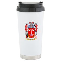 O'Quin Stainless Steel Travel Mug