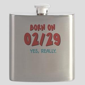Born On 02/29 Flask