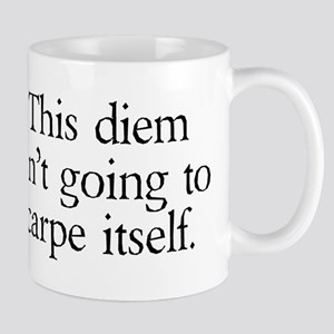 Carpe Diem Mugs