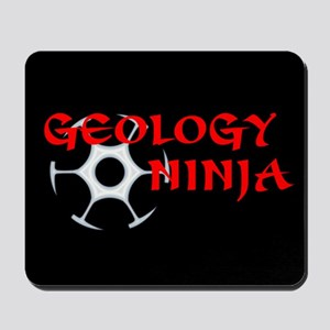 Geology Ninja Mousepad