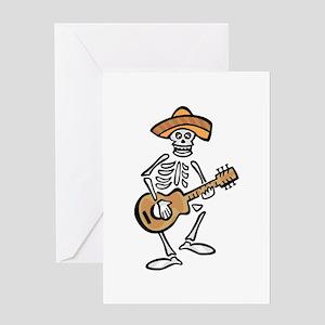 hang man Greeting Card