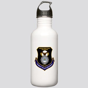 USAF Security Forces Stainless Water Bottle 1.0L
