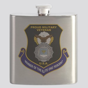 USAF Security Forces Flask
