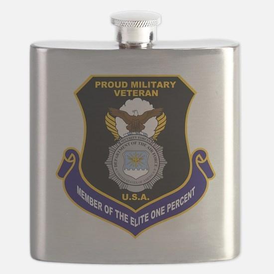 USAF Security Forces Flask