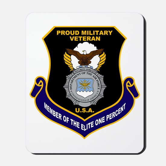 USAF Security Forces Mousepad