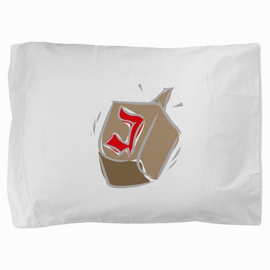 100%jewcy pink copy.png Pillow Sham