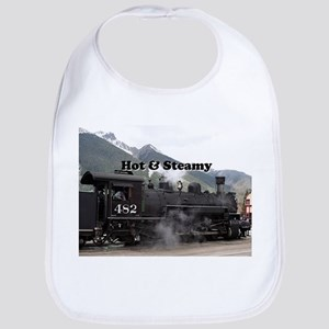 Hot & Steamy: Steam train Colorado 2 Bib