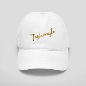 Golden Look Fashionista Baseball Cap
