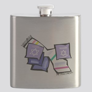 100%jewcy pink copy Flask
