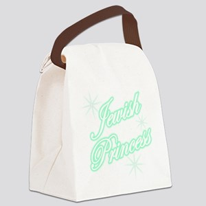 jewishprincessteal Canvas Lunch Bag