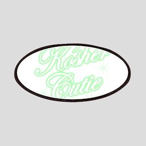 Kosher Cutie - Green Patch