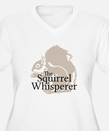 Cute The squirrel whisperer T-Shirt