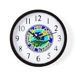 USS Eldorado (AGC 11) Wall Clock