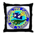 USS Eldorado (AGC 11) Throw Pillow