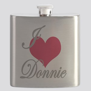 I love (heart) Donnie Flask