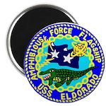 "USS Eldorado (AGC 11) 2.25"" Magnet (10 pack)"
