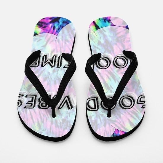 Cute Tye dye Flip Flops
