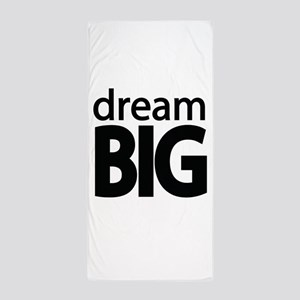 dream Big Beach Towel