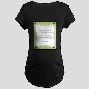 IrishBlessing Maternity T-Shirt