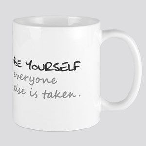 BE YOURSELF Mugs