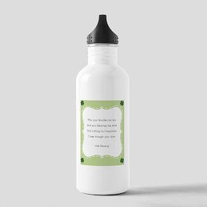 Irish Blessing Stainless Water Bottle 1.0L