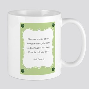 Irish Blessing Mugs