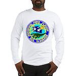 USS Eldorado (AGC 11) Long Sleeve T-Shirt