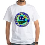 USS Eldorado (AGC 11) White T-Shirt