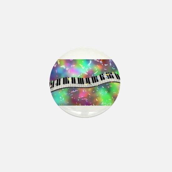 Rainbow Keyboard Mini Button