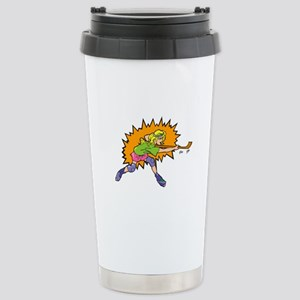 Slapshot! Stainless Steel Travel Mug
